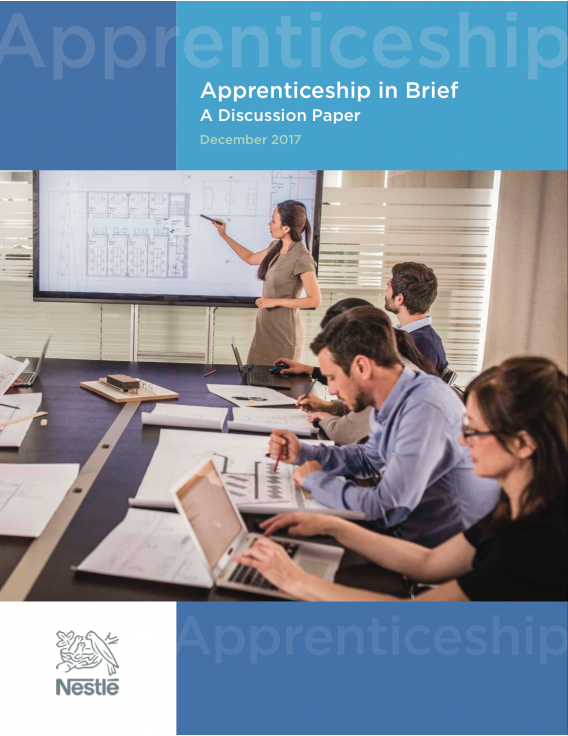 index introduction benefits of apprenticeship