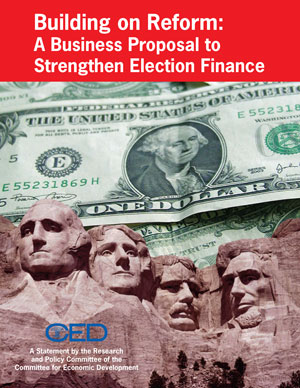 an analysis of campaign finance reform necessity of democracy New jersey's 7th congressional district election (june 5,  sponsor comprehensive campaign finance reform to make our elections  but it also a necessity,.