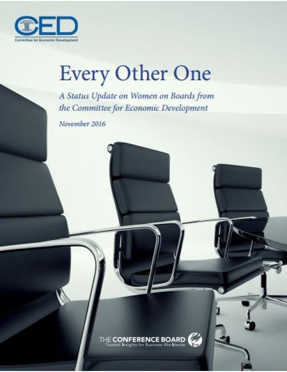 Every Other One: A Status Update | Committee for Economic