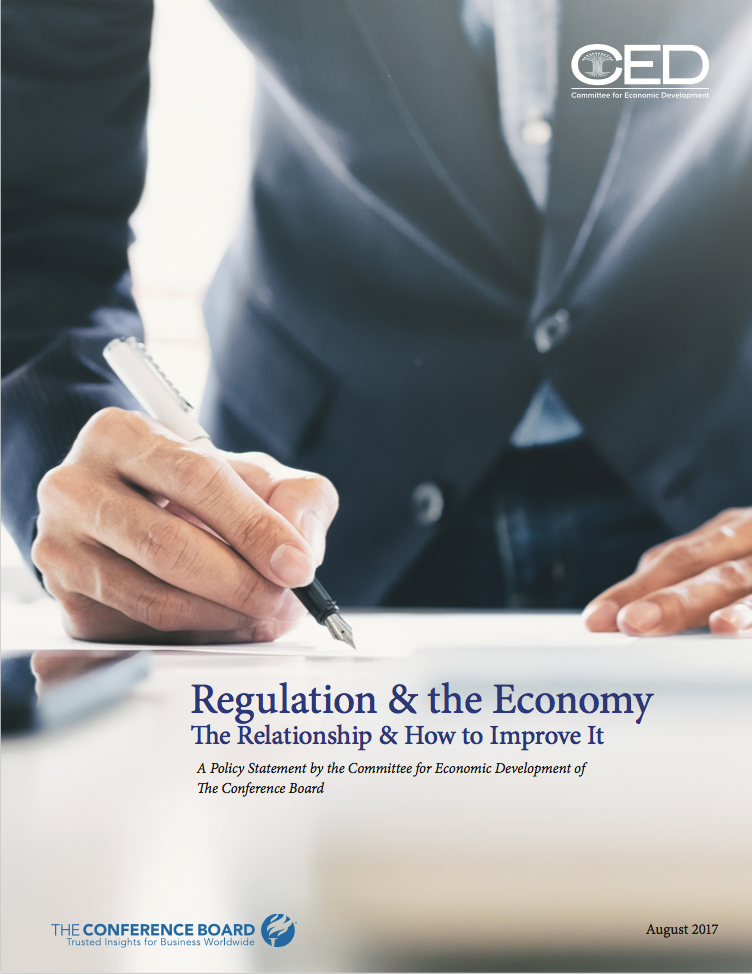 Regulation and the Economy | Committee for Economic