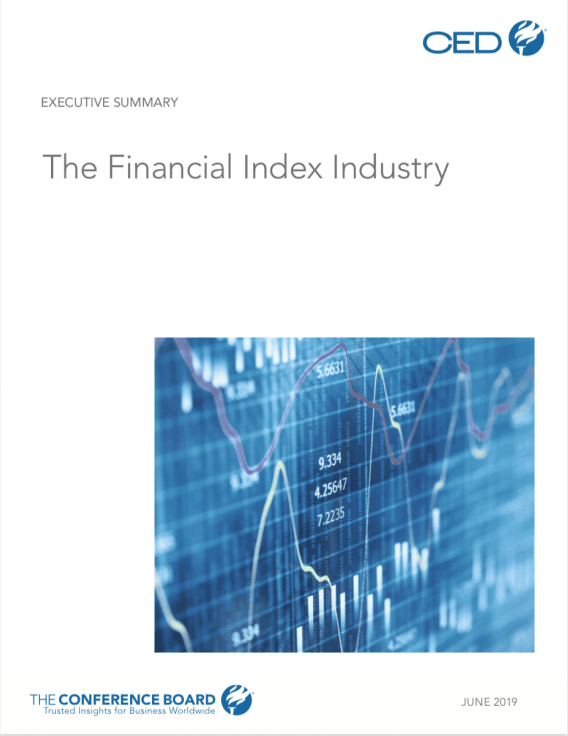 The Financial Index Industry | Committee for Economic